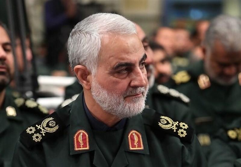 حاج قاسم در پاسخ نامه فرمانده القسام؛ ایران فلسطین را تنها نمیگذارد