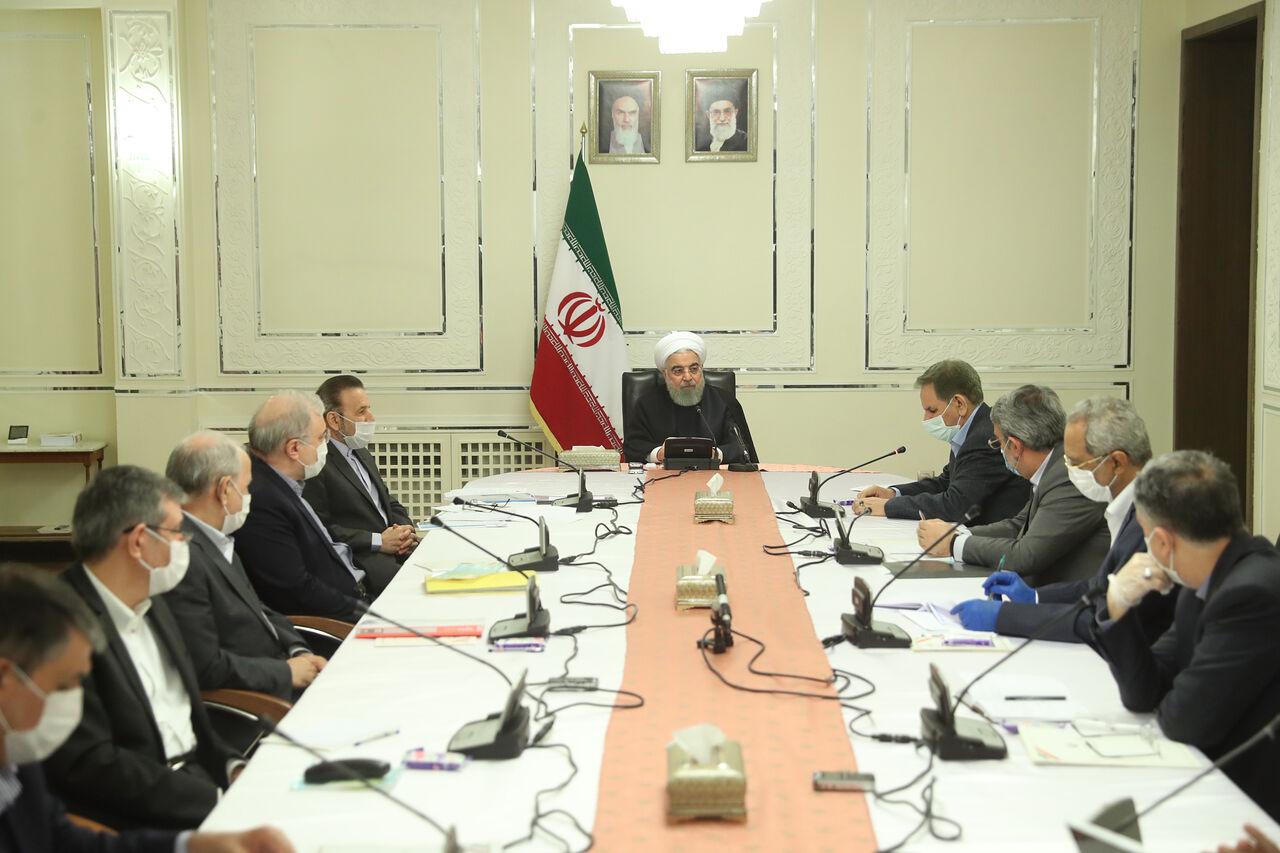 روحانی: بقاع متبرکه و زیارتگاهها بعد از عید سعید فطر بازگشایی میشود