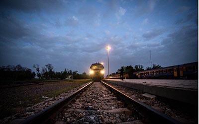 قطار همدان-مشهد از ریل خارج شد