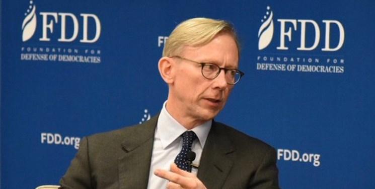 عصبانیت برایان هوک از شکست جنگ تبلیغاتی آمریکا علیه ایران