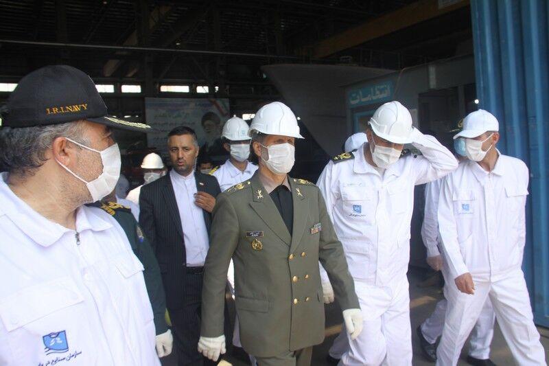 وزیر دفاع: امنیت خلیج فارس منفعت مشترک کشورهای منطقه است