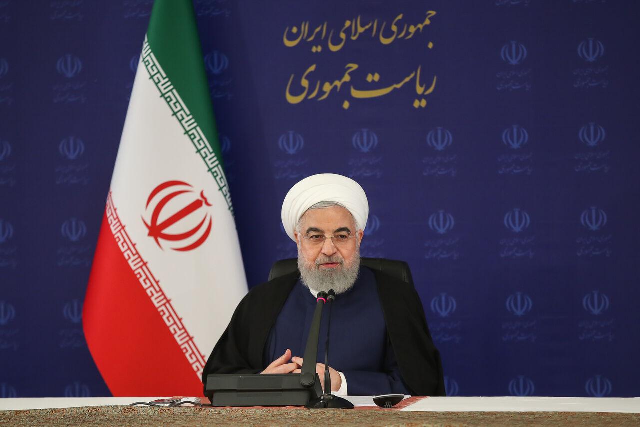 روحانی: مردم از سفرهای غیرضروری پرهیز کنند