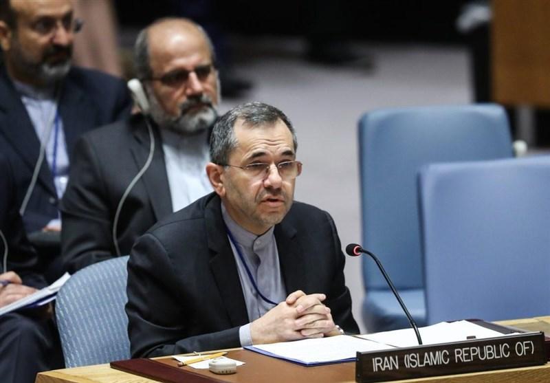 تختروانچی: آمریکا تحت قطعنامه ۲۲۳۱ حقی برای اقدام علیه ایران ندارد