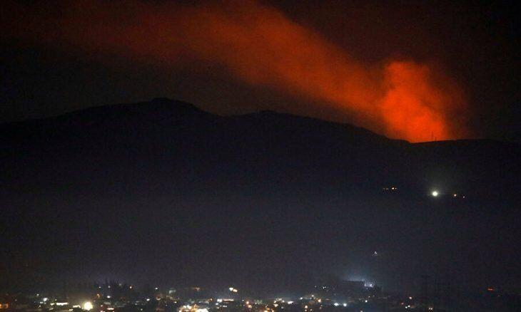 رژیم صهیونیستی به انجام حملات هوایی علیه سوریه و لبنان اعتراف کرد
