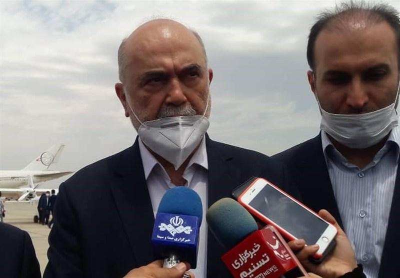 رئیس سازمان هواپیمایی کشوری: تعدادی هواپیمای جدید وارد ناوگان هوایی ایران میشود