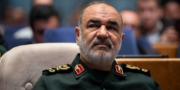 سردار سلامی: حرکت نفتکش های ایرانی به ونزوئلا تحمیل اراده به دشمن بود