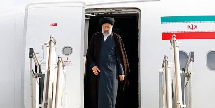 رئیس قوه قضائیه وارد شیراز شد