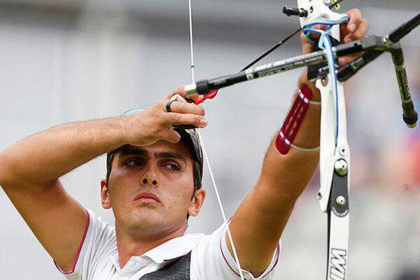 تنها کماندار المپیکی ایران: با کمان قرضی تمرین میکنم