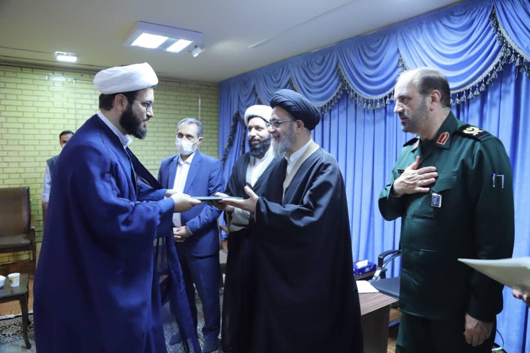 دبیر جدید ستاد احیای امر به معروف استان معرفی شد