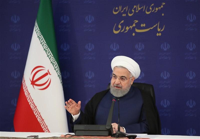 روحانی: نباید اجازه دهیم فشار تحریم باعث افزایش افسار گسیخته قیمتها شود