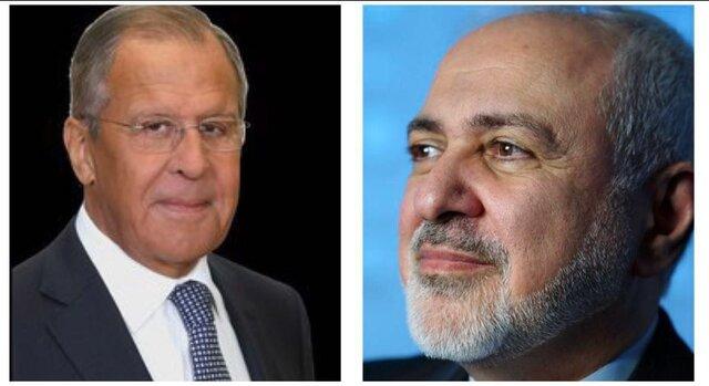 امضای اعلامیه مشترک ایران و روسیه درباره ارتقای حقوق بین الملل
