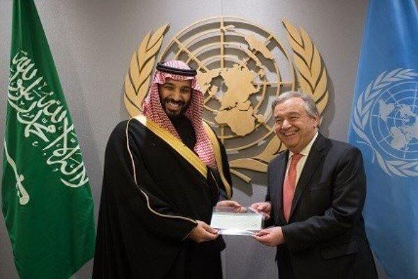 مجوز سازمان ملل به سعودی برای کشتارها در یمن/به خاطر یک مُشت دلار