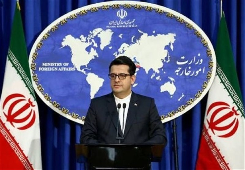 انتقاد مجدد ایران از سکوت «کَر کننده» اروپا در قبال سرکوب وحشیانه مردم در آمریکا