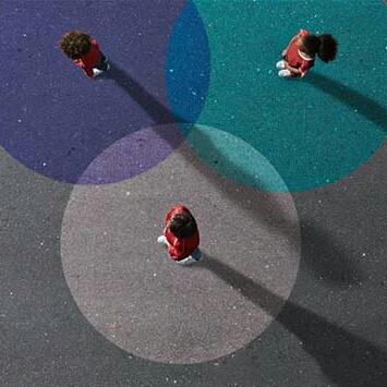 آمار نقطه به نقطه فاصله گذاری اجتماعی