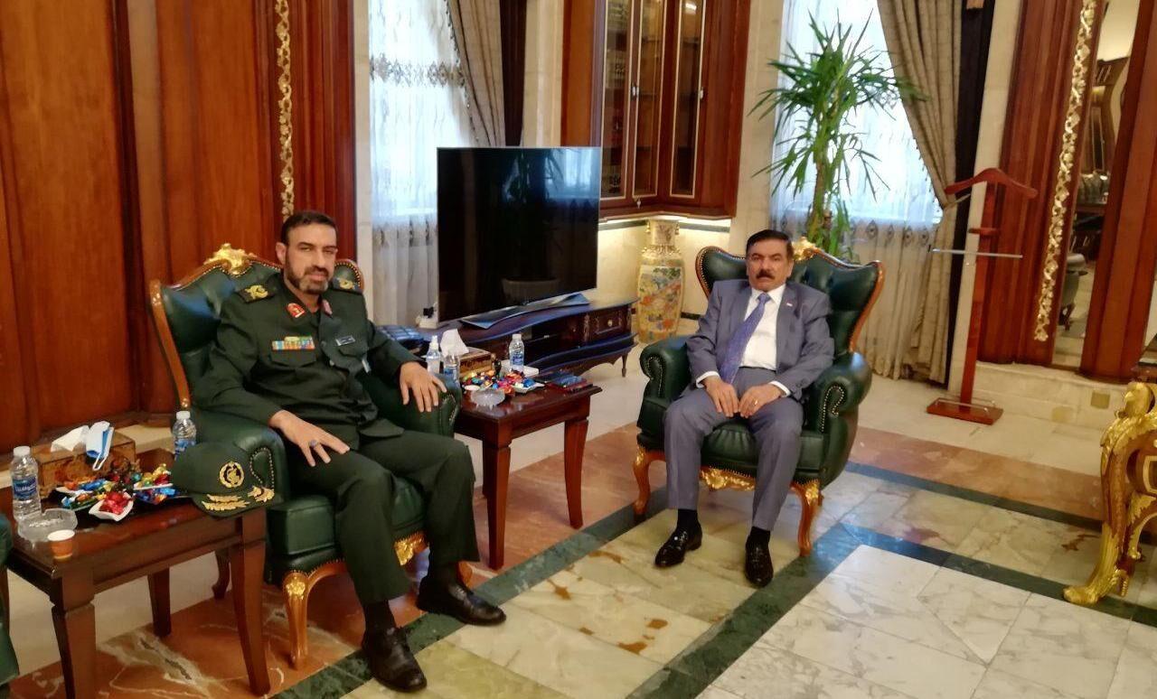 رایزنی تهران - بغداد درباره گسترش همکاری های دفاعی – نظامی