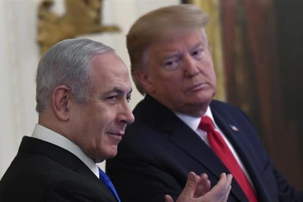 مقامات واشنگتن نسبت به طرح «الحاق کرانه باختری» مردد هستند