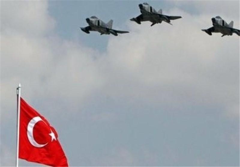 ۷ کشته و زخمی در حملات هوایی ترکیه به کردستان عراق