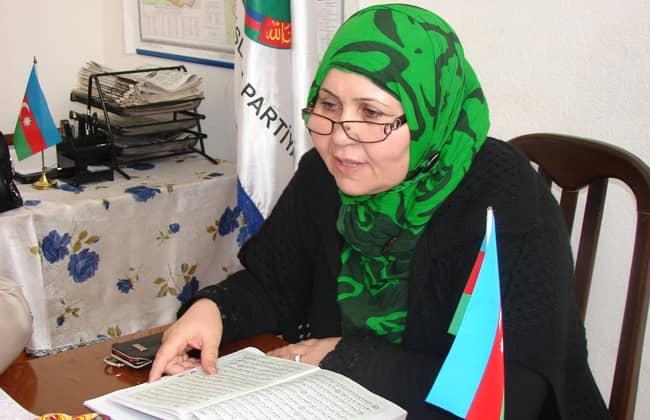 تمدید مدت بازداشت قطعی جانشین رهبر حزب اسلام جمهوری آذربایجان تکذیب شد