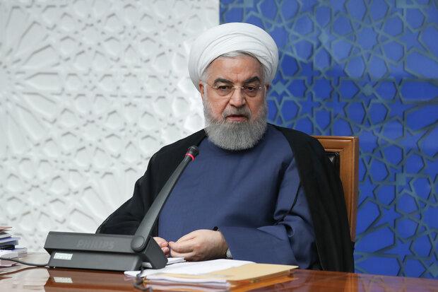 اقتصاد ایران فرو نمیپاشد/ بازی با قیمت ارز و سکه کار دشمن است