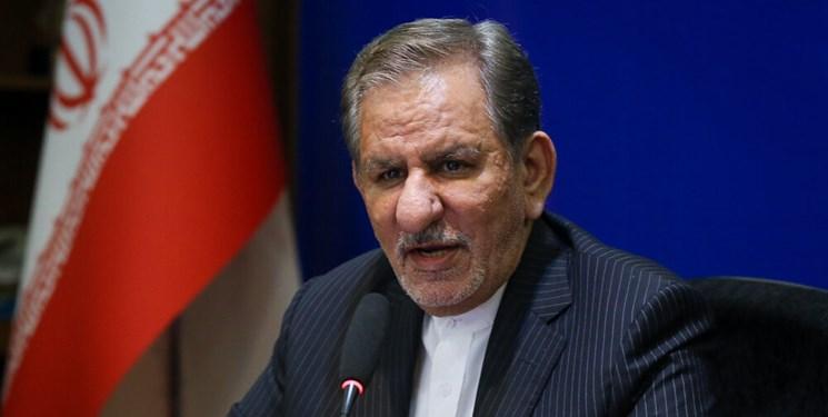 جهانگیری:ایران امنترین کشور منطقه است و میتواند از ملت خود دفاع کند