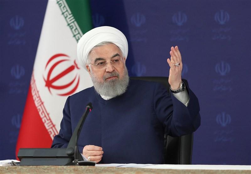 روحانی: هیچ کشوری نمیتواند شش ماه فعالیتهای اقتصادیاش را تعطیل کند