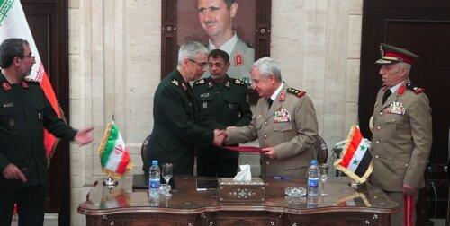 ابعاد مهم قرارداد نظامی ایران و سوریه در سایه بیتوجهی به قانون «سزار»