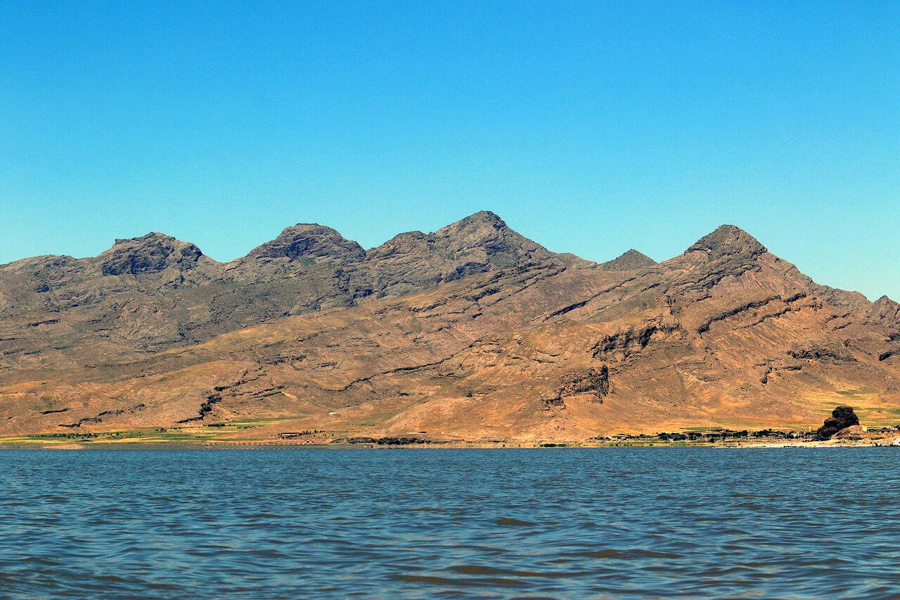 میزان آب دریاچه ارومیه به ۴.۲۹ میلیارد مترمکعب رسید