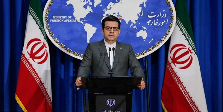 موسوی: هجمهها به سند همکاری ۲۵ ساله ایران و چین ریشه خارجی دارد