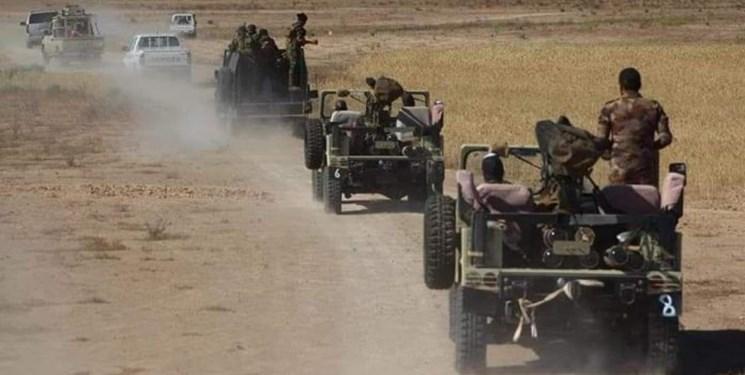 الحشدالشعبی از پاکسازی ۶۰ کیلومتر مربع در مجاورت مرز ایران خبر داد