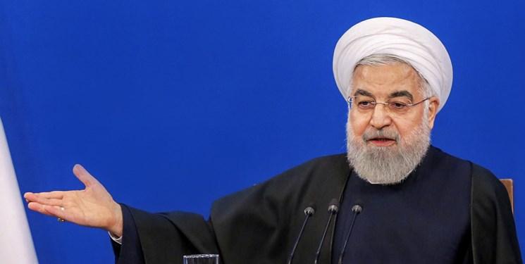 روحانی: طبق یک گزارش ۲۵ میلیون ایرانی به بیماری کرونا مبتلا شدهاند/ ما در برابر کرونا پیروز میشویم