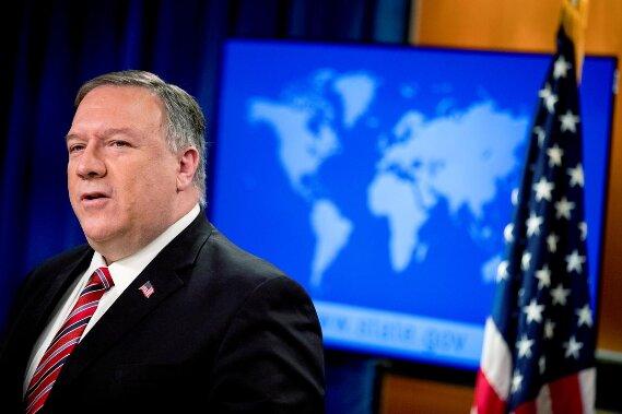 پامپئو: سیاست جدیدی در قبال ایران اتخاذ کردهایم