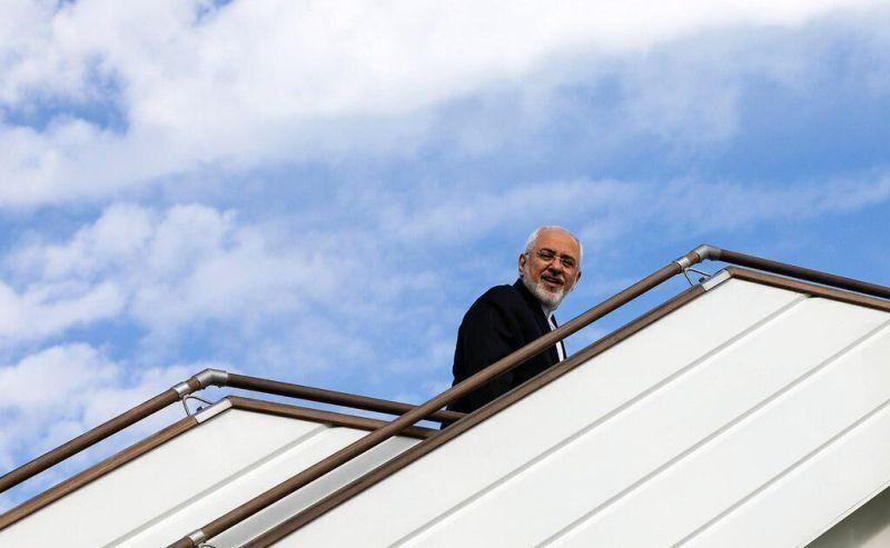 سفیر ایران: سفر ظریف به بغداد برای تقویت روابط تهران و بغداد است