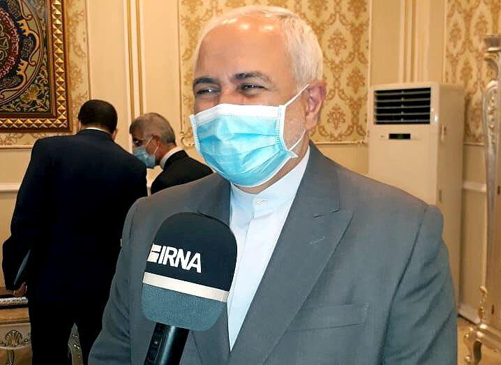 ظریف: عراق برای اجرای توافقات جدی است