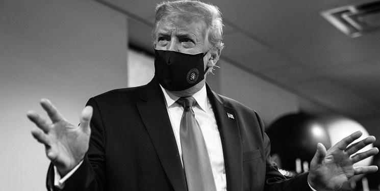 تغییر موضع ترامپ: در مکانهای عمومی ماسک بزنید