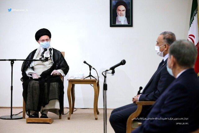 ایران انتظار دارد تصمیم دولت، ملت و مجلس عراق برای اخراج آمریکاییها پیگیری شود