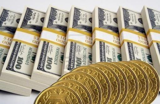 آخرین قیمت سکه، طلا و ارز در بازارقیمت سکه زیر ۱۰ میلیون تومان تثبیت شد
