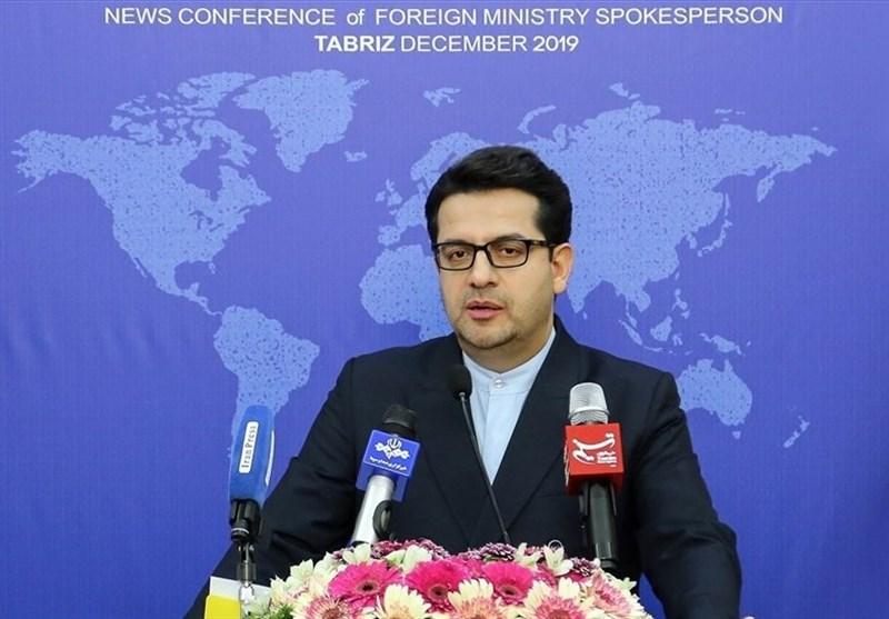 سخنگوی وزارت خارجه: آتشسوزیهای اخیر ربطی به حمله سایبری ندارد