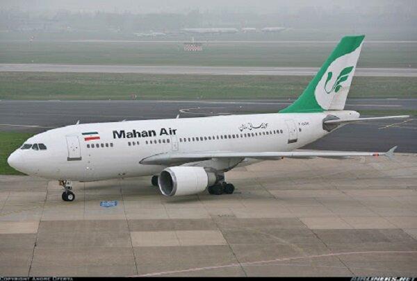 جنگنده ها امریکایی بودند/هواپیمای ماهان درحال بازگشت به ایران است