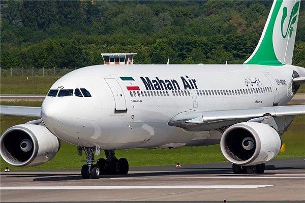 تهدید هواپیمای ایرانی توسط جنگنده اسرائیلی