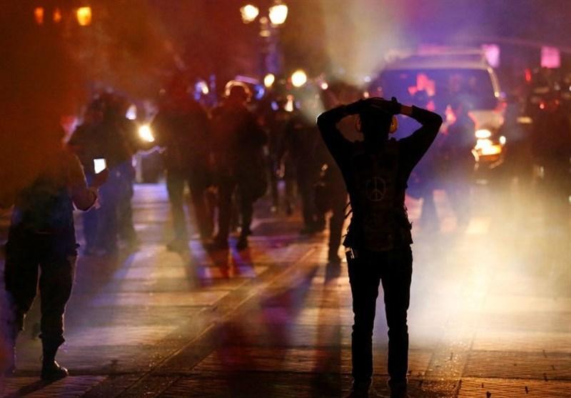 سیانان: اقدامات مأموران امنیتی آمریکا صحنههای غیرقابلباوری در خیابانها بهوجود آورده است