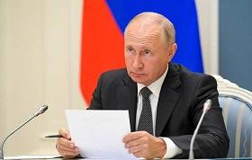 پوتین عید قربان را به مسلمانان روسیه تبریک گفت