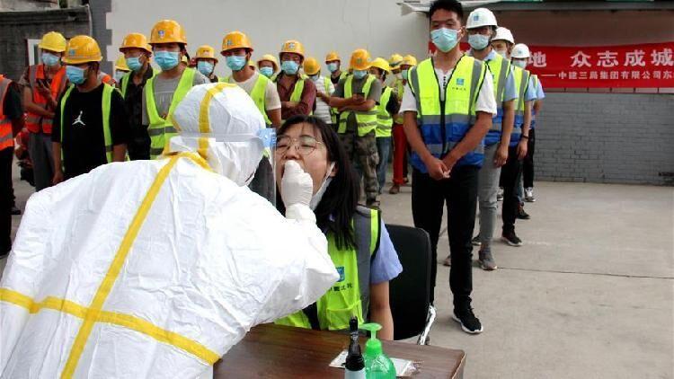 شیوع دوباره کرونا در چین و هنگ کنگ / چین برای سومین روز متوالی آمار بالای ۱۰۰ نفر را ثبت کرد