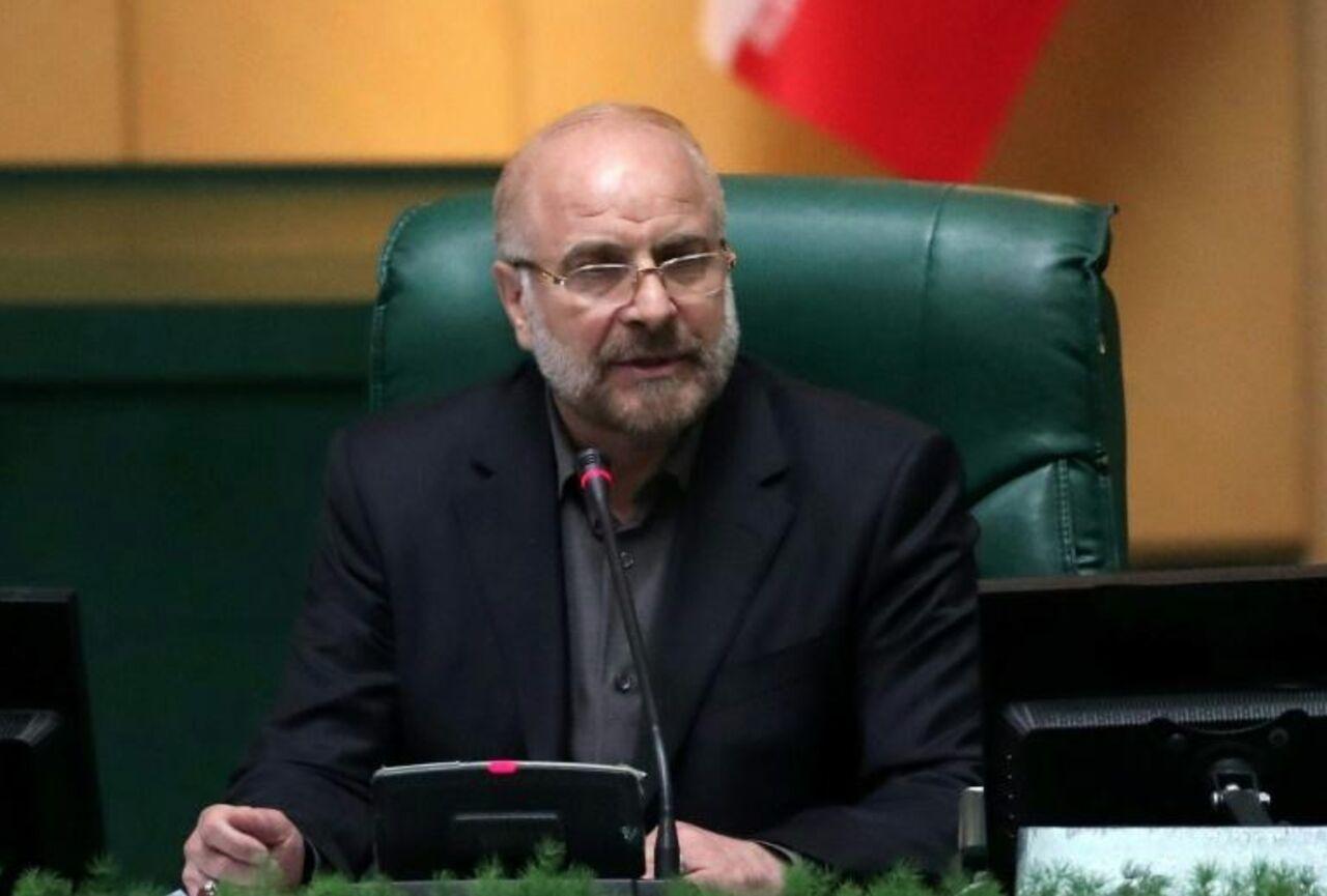 قالیباف: مجلس قوی شرط لازم برای تحول در اقتصاد کشور است