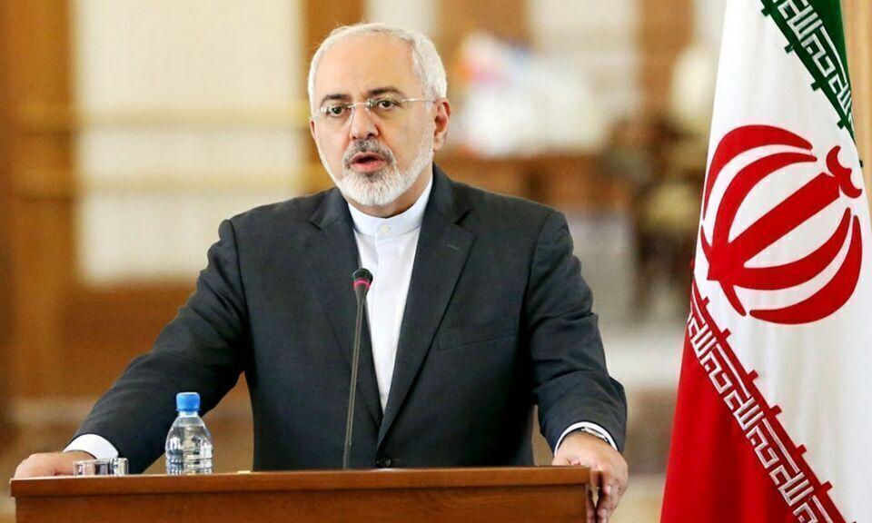ظریف در دانشگاه تهران سخنرانی میکند