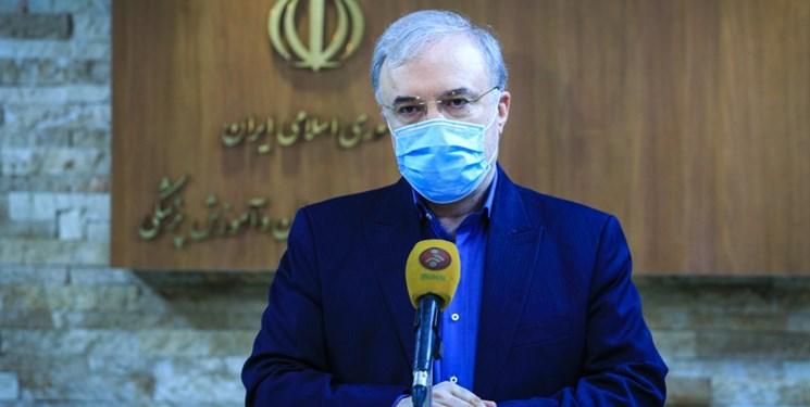 وزیر بهداشت:آمادگی نظارت بیشتر بر اجرای پروتکل ها در آزمونها را داریم