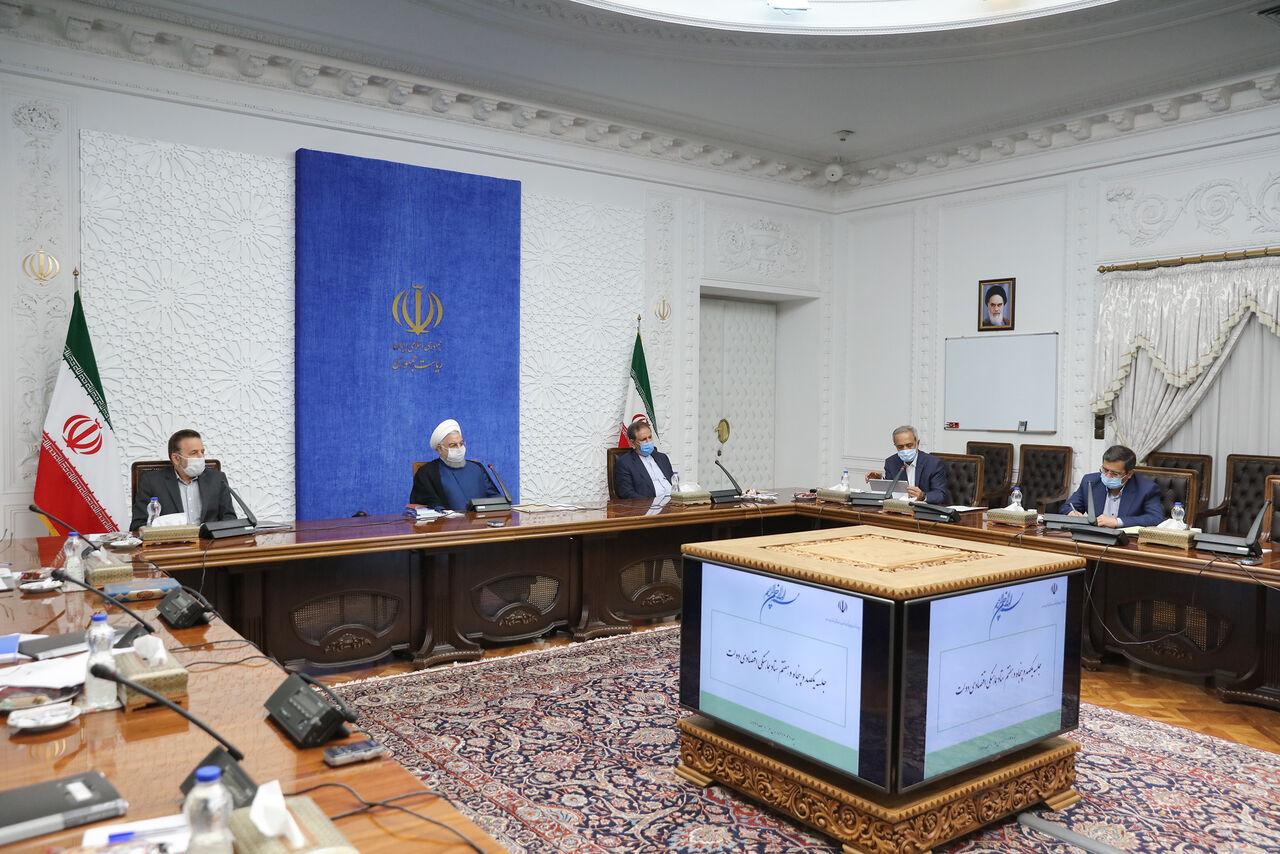 روحانی: القای ناکارآمدی دولت محور اصلی جنگ روانی علیه ملت ایران است
