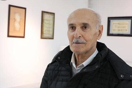 استاد «حسین رسامحقیقی» دار فانی را وداع گفت