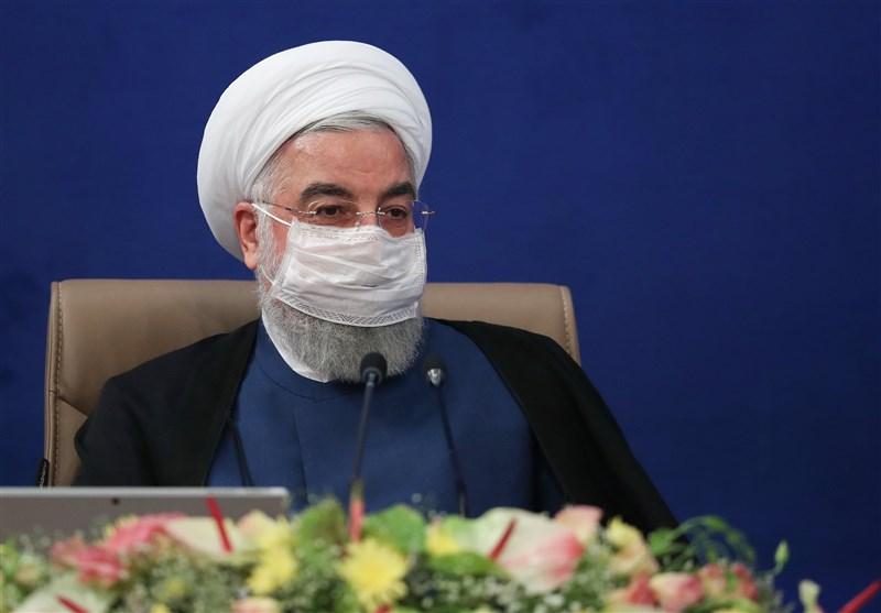 روحانی: عید غدیر عید سیاست و حکومت است/ دشمنان نمیتوانند نظام اسلامی را از مردم بگیرند