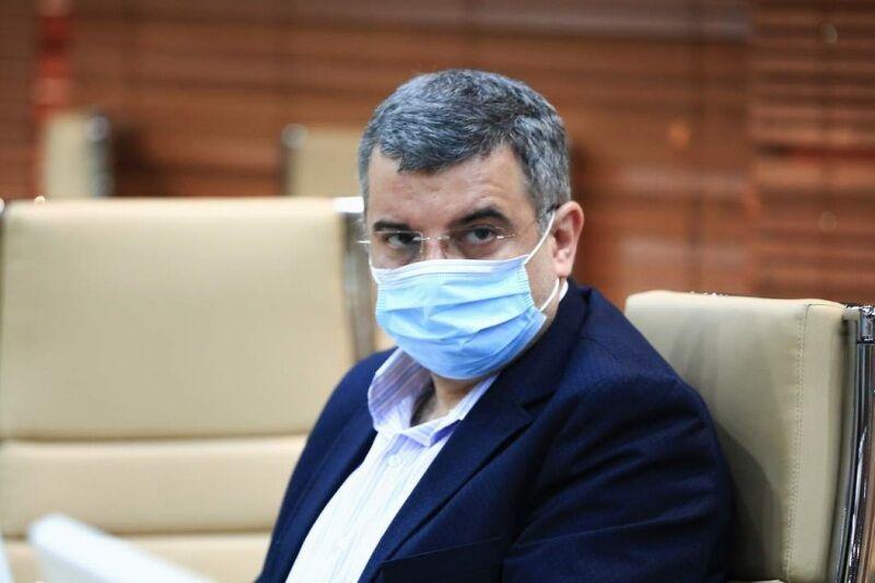 حریرچی: ۸ هزار ناظر بهداشتی بر هیئتهای عزاداری محرم نظارت میکند