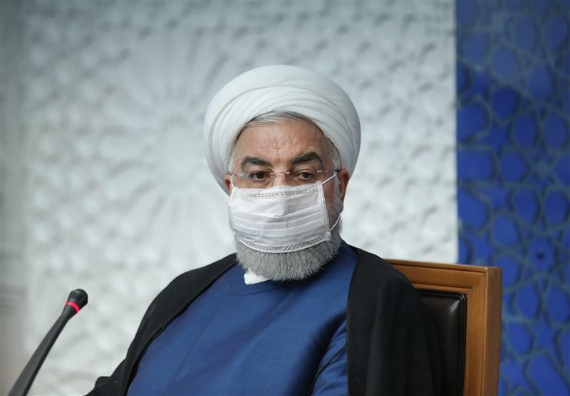 روحانی: باید در مبارزه با کرونا یک مسیر اعتدالی در نظر بگیریم